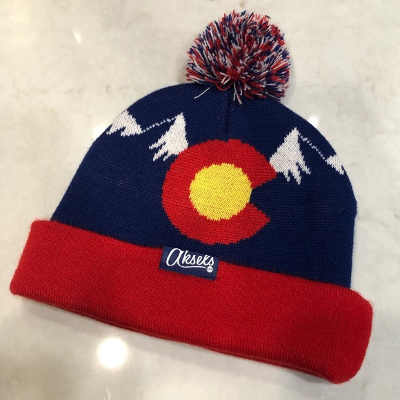 Aksels | Colorado Mountains Beanie